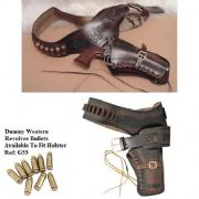 Single Draw Leather Holster